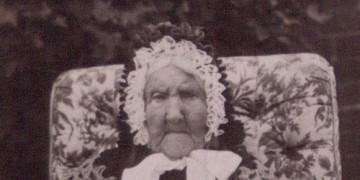 Image of Mrs Banton, The Tickenhall Centenarian