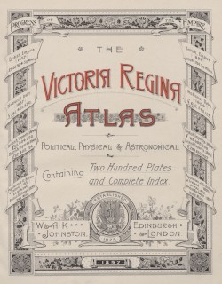 Image of The Victoria Atlas