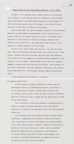 Image of Commission on Civil Rights