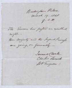 Image of Royal Birth 1848