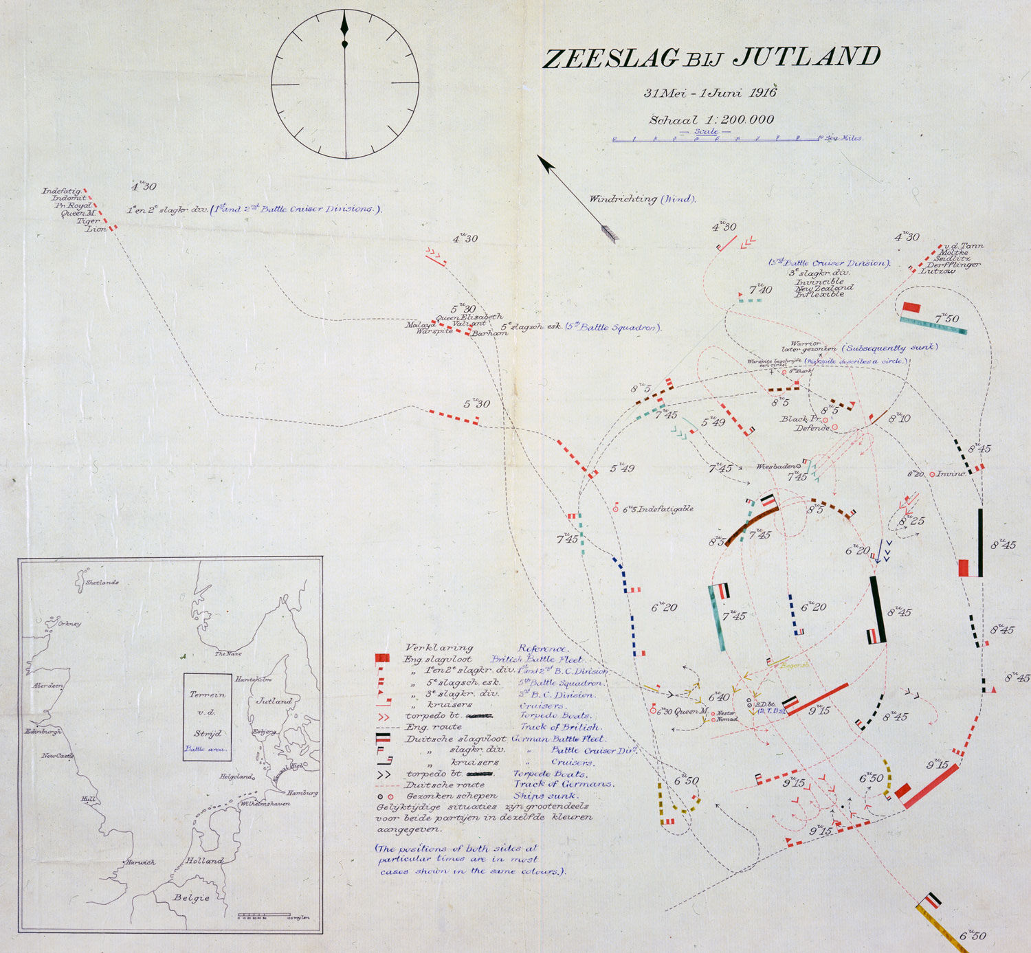 Jutland: Death at sea - The National Archives