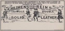 Image of Children's reins