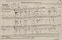 Image of Notting Hill census return