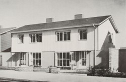 Image of Pre-fabricated houses
