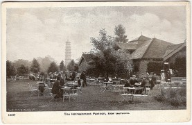 Image of Kew Refreshment Pavillion