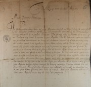 Image of Petition to George I