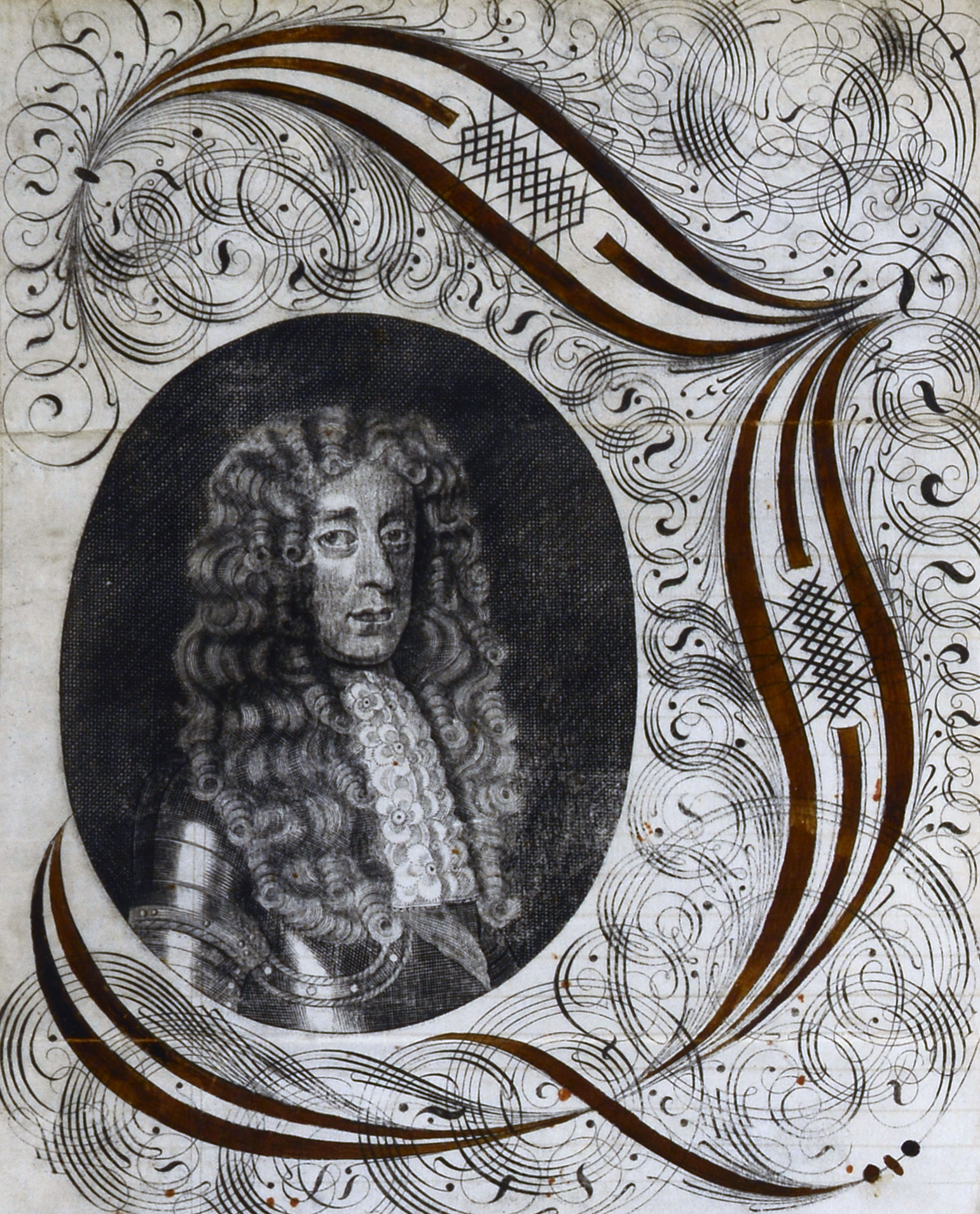 Sir Stephen Fox, July 1685, cat. ref. RAIL 1073/60