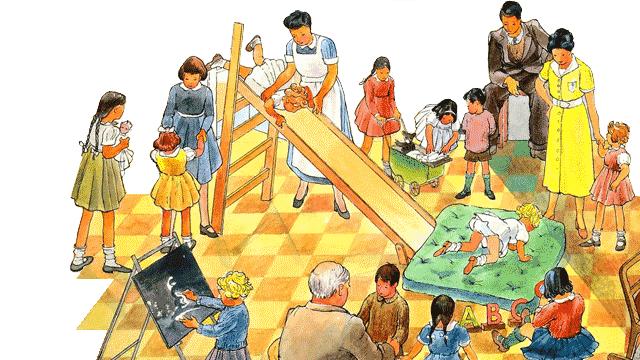 education-banner-postwar