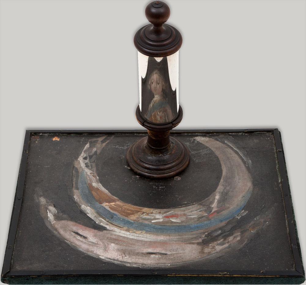 Secret cylinder from the West Highlands Museum