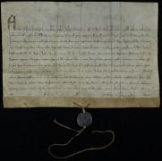 Image of Papal Bull, 1261