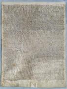 Image of Magna Carta, 1215