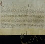 Image of Papal Bull, 1306