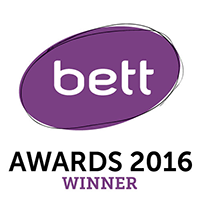 Bett Awards 2016 Winner