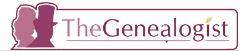 The Genealogist logo
