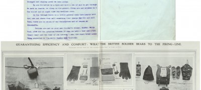 Image of Military kit: 'no light weight'