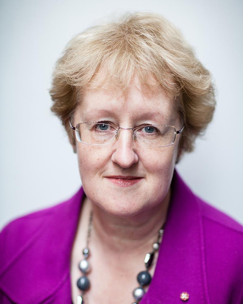Lesley Cowley OBE