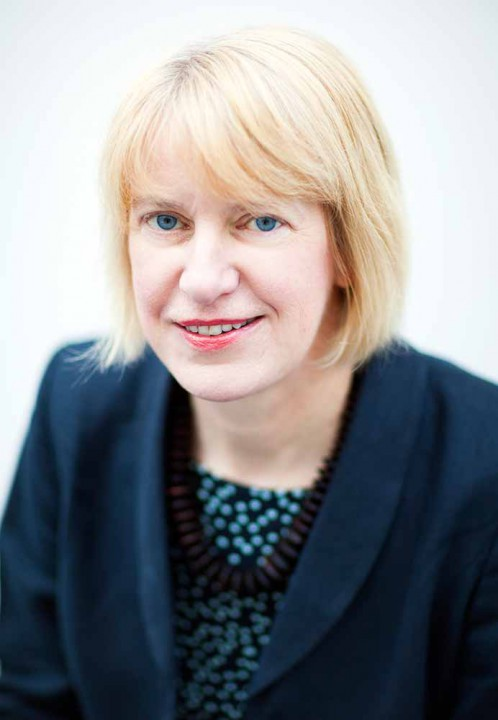 Portrait photograph of Dr Valerie Johnson