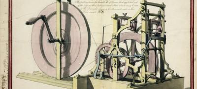Image of Comb machine
