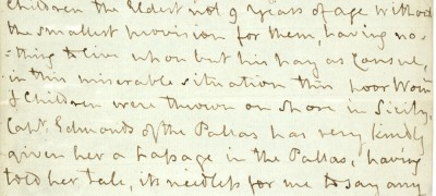 Image of Letter from Nelson