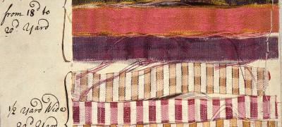Image of Silk samples (priced)