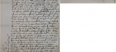 Image of Elizabeth to Robert Dudley