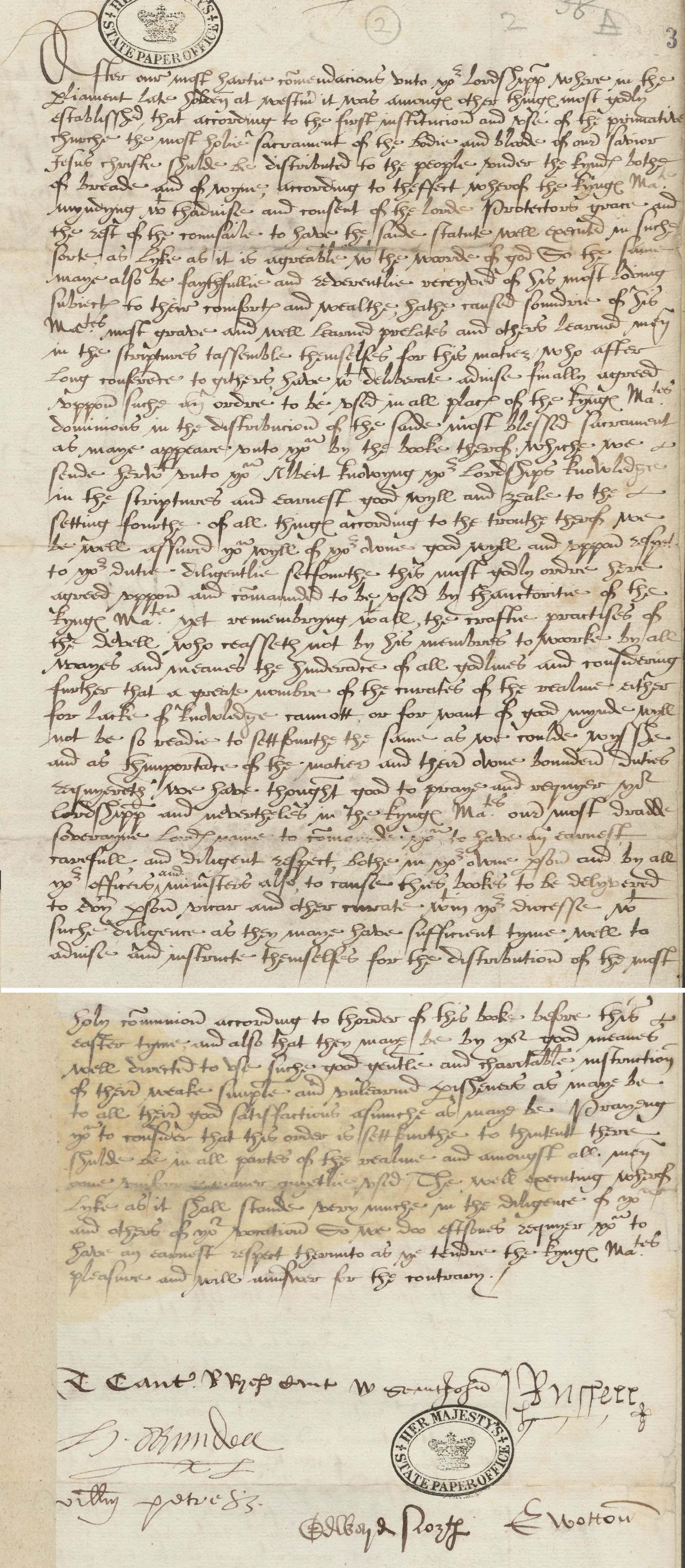 Edward VI and religion