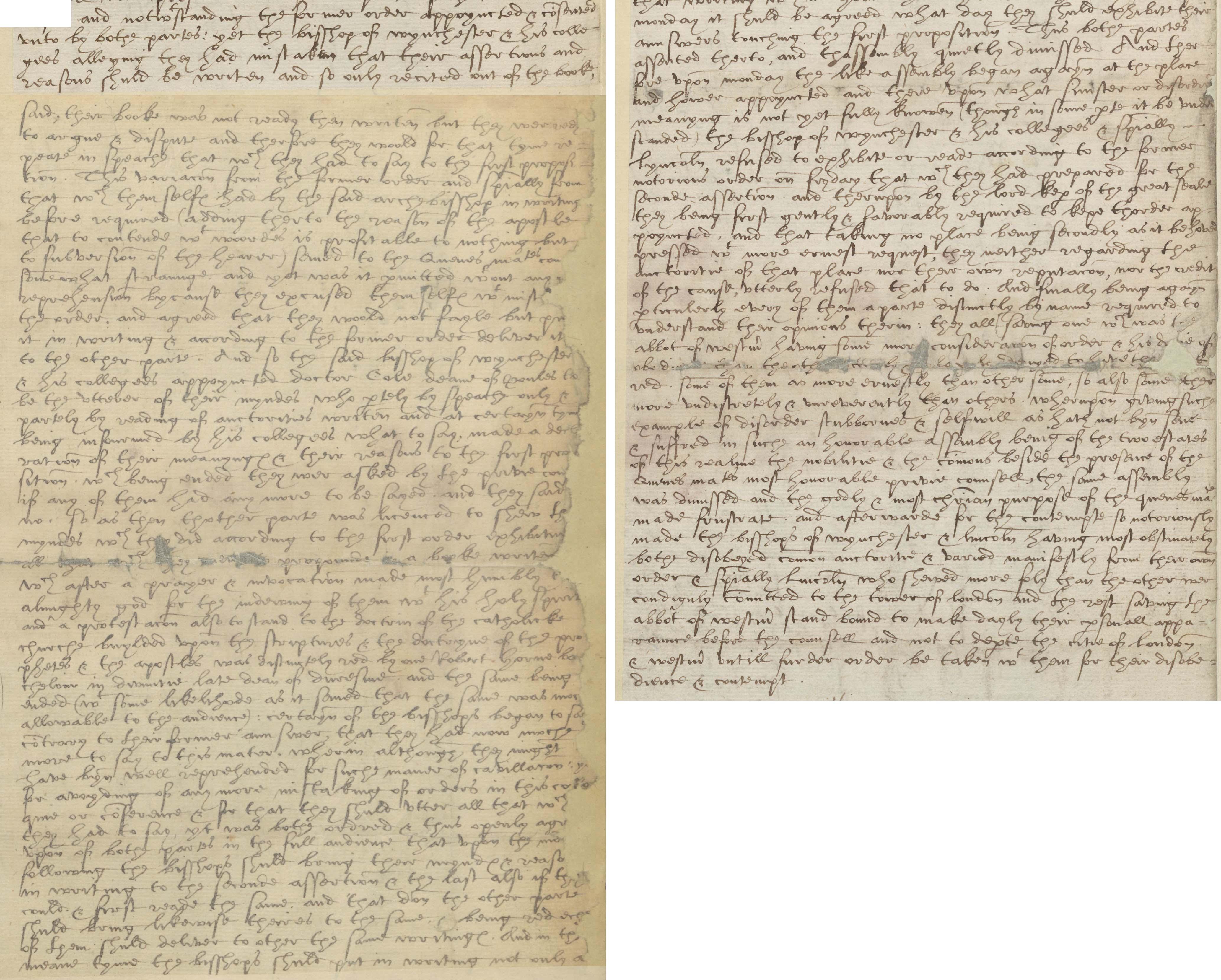 elizabethan settlement essay