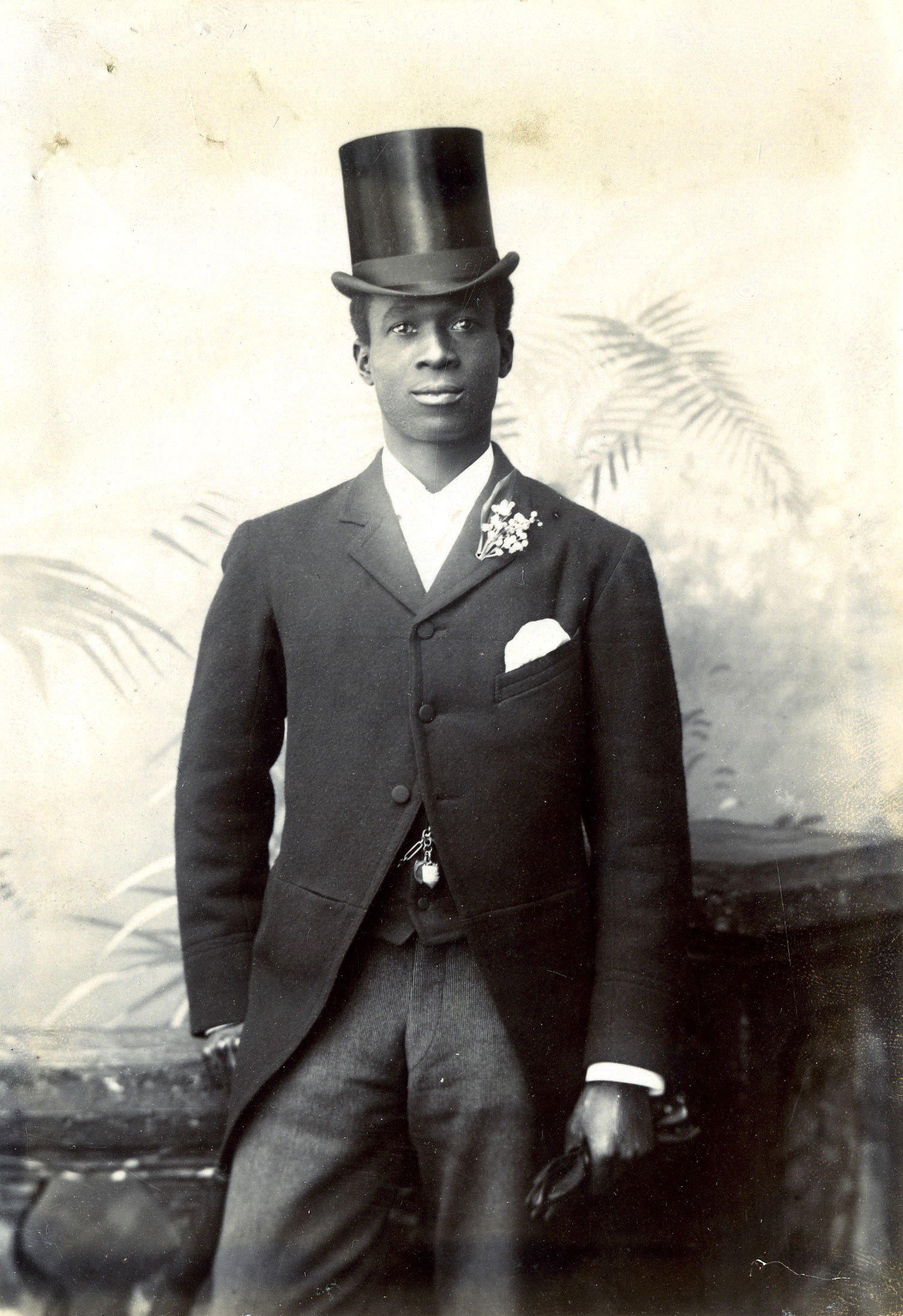 COPY1/417/500 Mr S J Celestine Edwards 1894