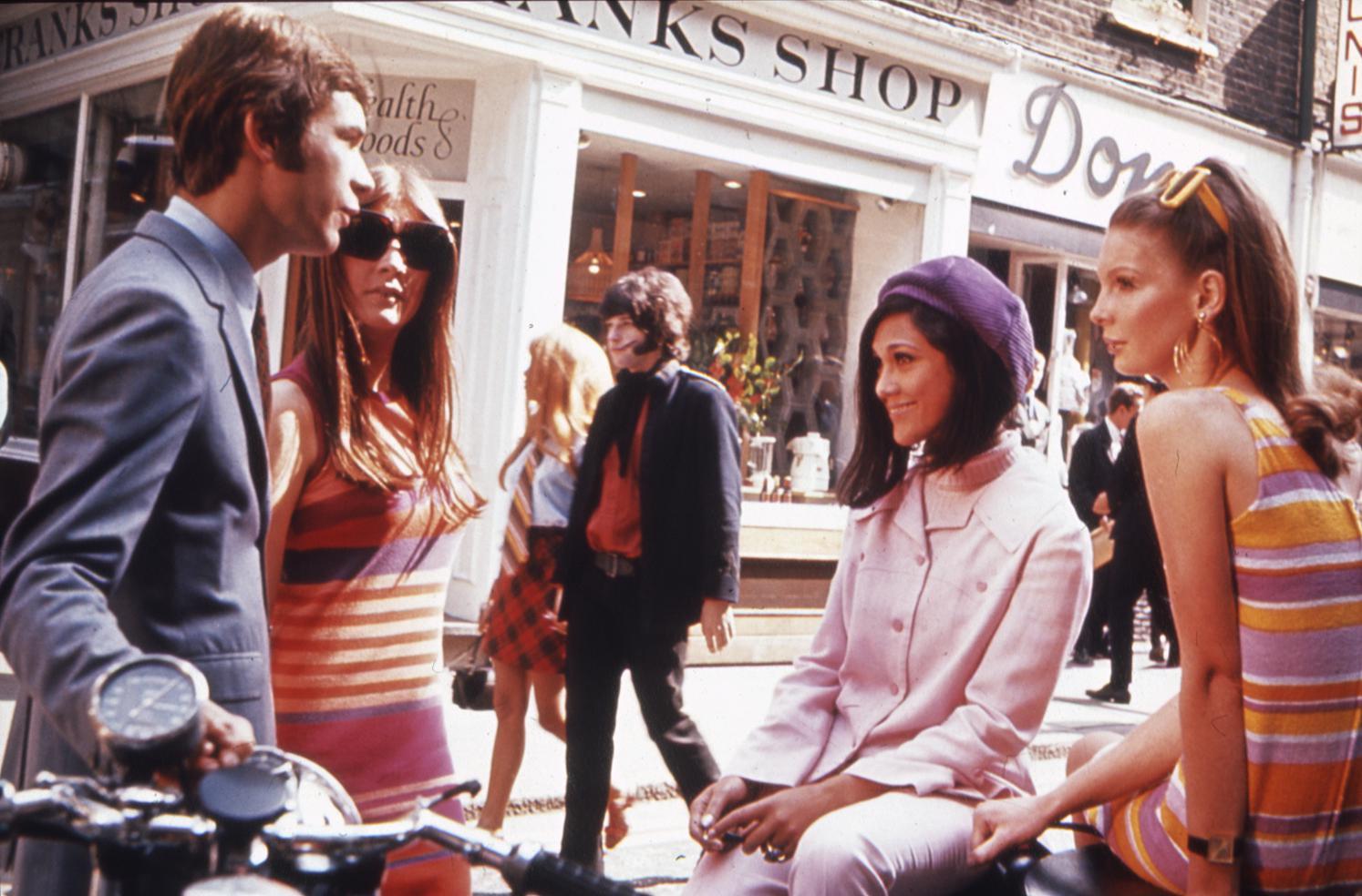 INF14-147 Carnaby Street, London, 1969