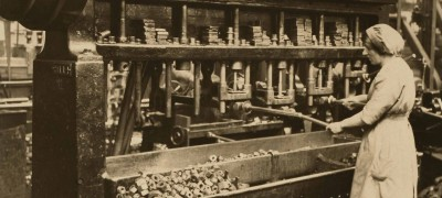 Image of Railway machine shop