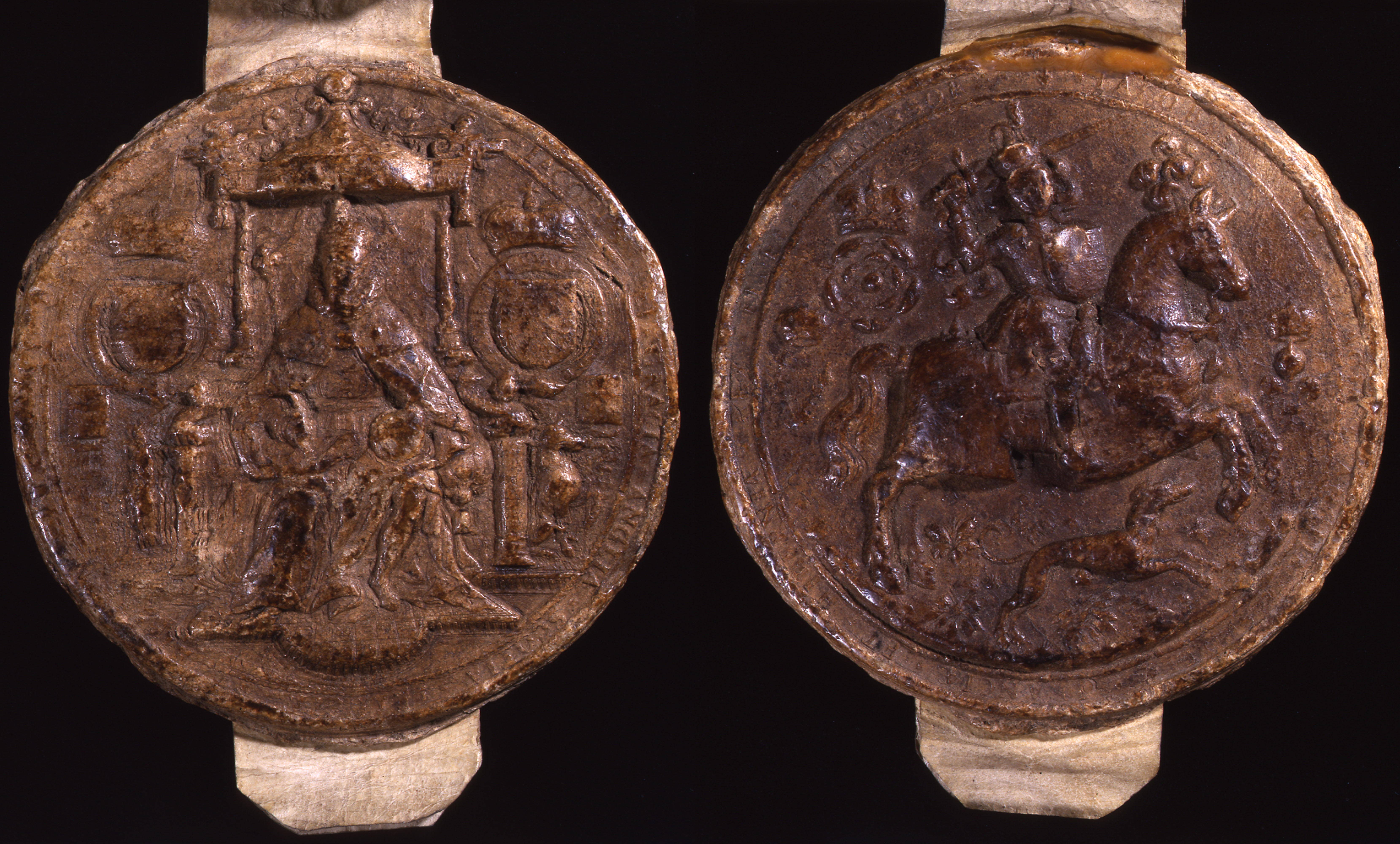 Great Seal of James I SC13/N4