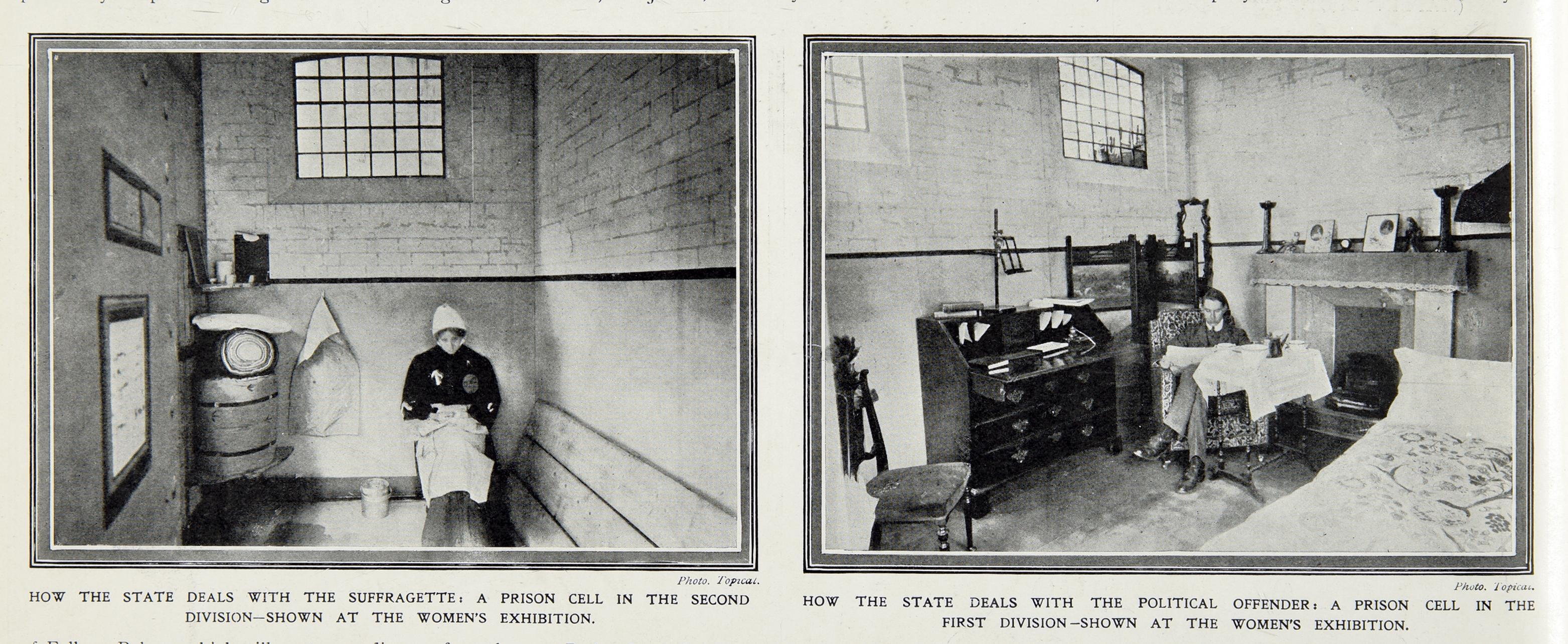 Images of prison cells ZPER 34/134