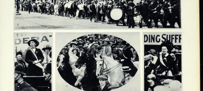 Image of 'Non-violent suffragists'