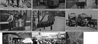 Image of Photos of the General Strike