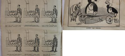 Image of Cartoons from the communist party