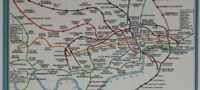 Image of Underground railways of London