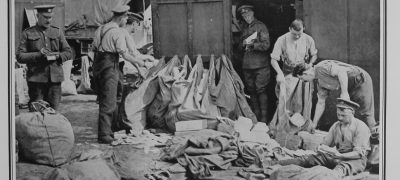 Image of Trenches: Letters from home
