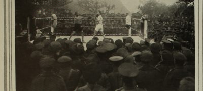 Image of Trenches: Boxing match