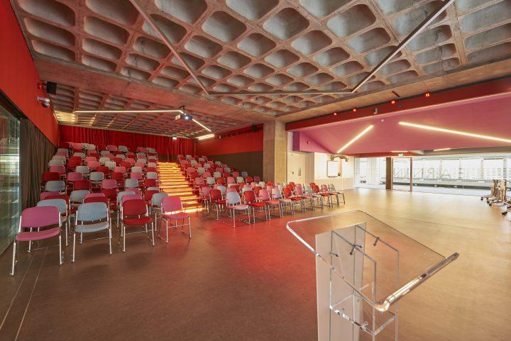 Events auditorium