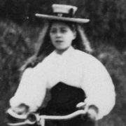 COPY1/435 (62) Group of female cyclists, Sittingbourne, Kent 1898 (1)
