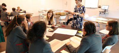 Workshop on Suffrage Day 2018