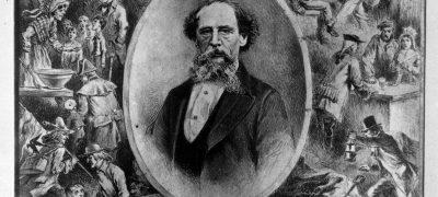 Image of Charles Dickens' works