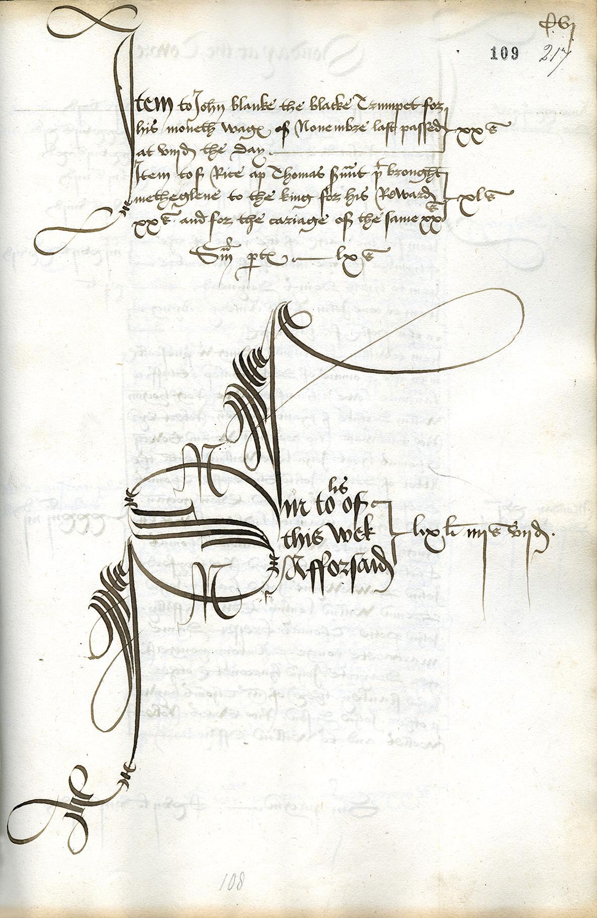 E36/214/109 7 December 1507