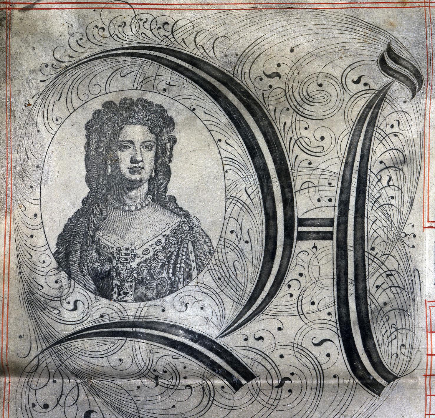 T40/5 1710 Queen Anne