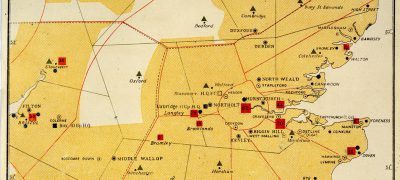 Image of Battle of Britain Map