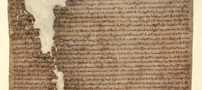 Image of Magna Carta agreed, 1215