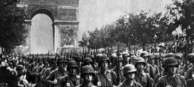 Image of Liberation of Paris 1945