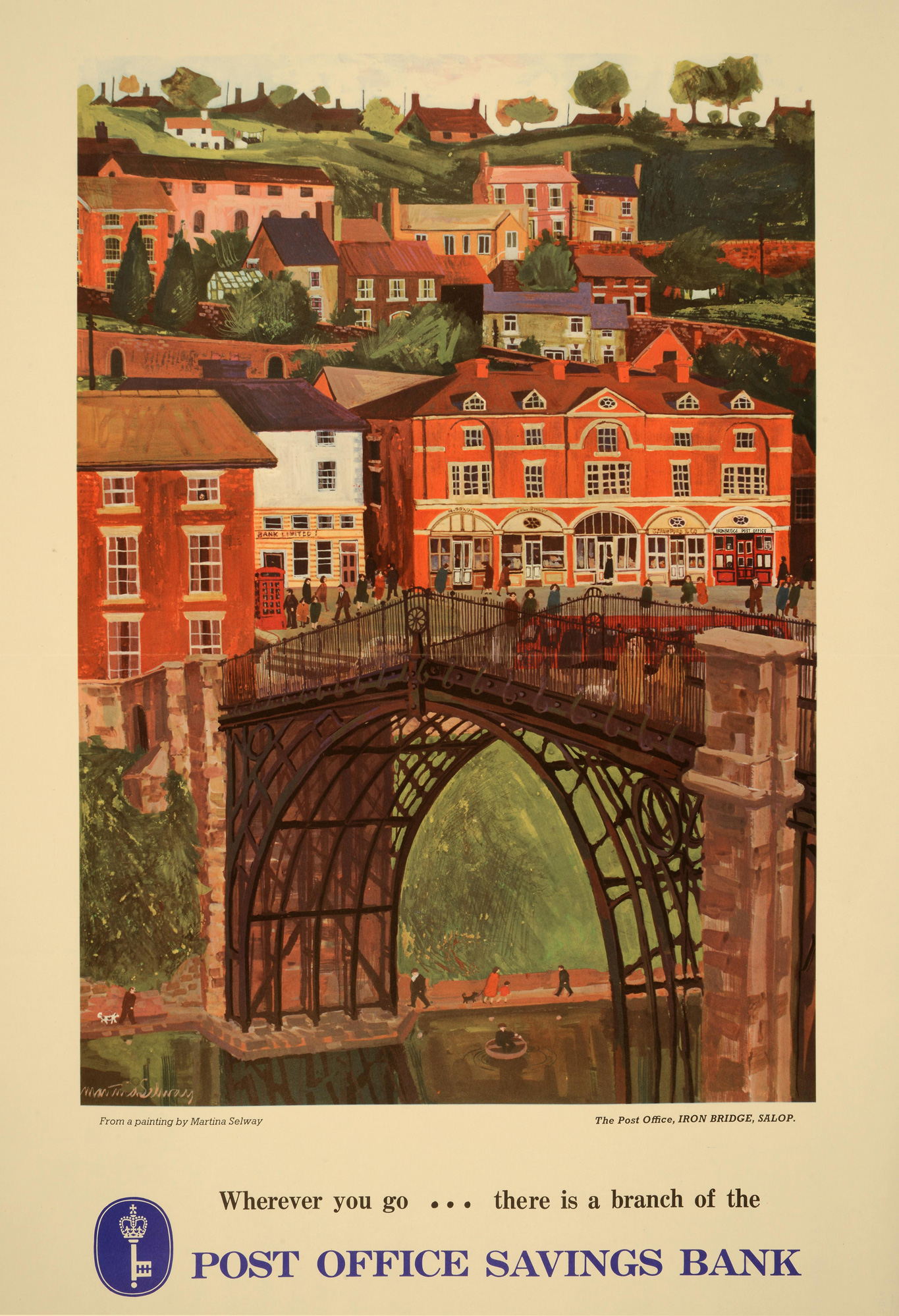 NSC25/505 1966 Iron Bridge