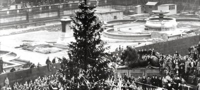 Image of First Christmas Tree 1947