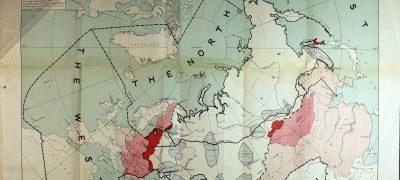 Image of Soviet territories 1939 - 1947